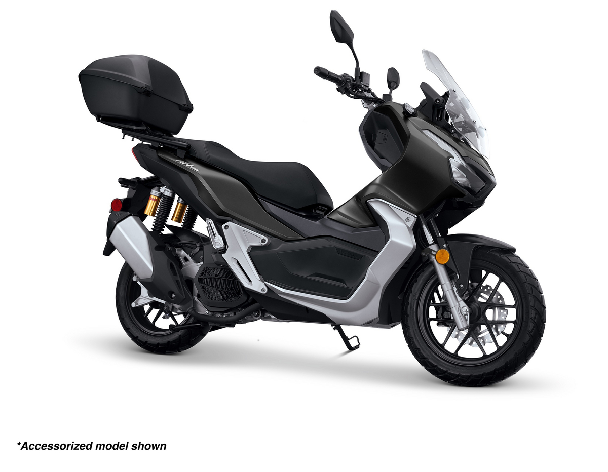 "2021 honda adv150 features innovative ""city adventure"