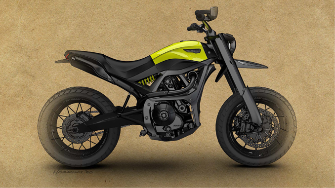 200511 Scrambler Ducati of the future - sketches by Peter Harkins (678)