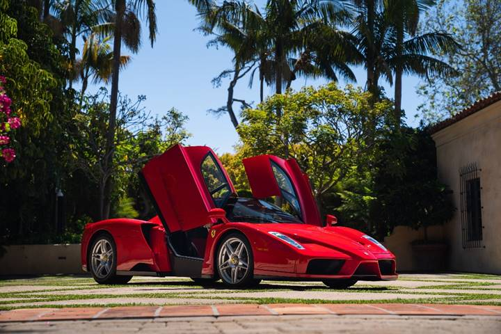 200512 RM Sotheby's Adds Two-owner, 1,250-Mile Ferrari Enzo to its Driving into Summer Online Auction (4)