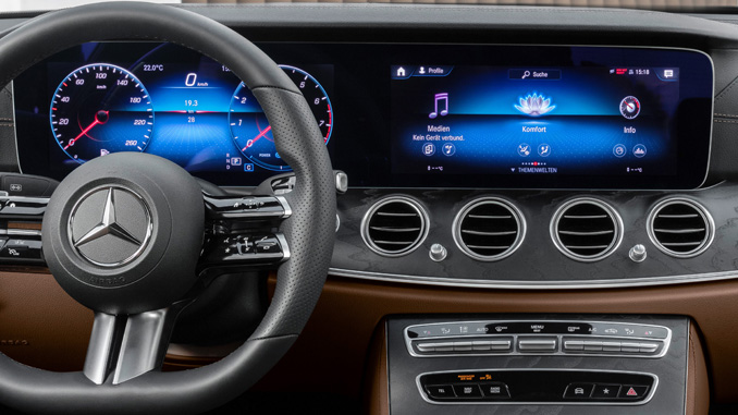 New MBUX generation for the most modern two-door vehicles with the star
