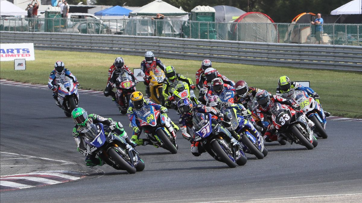 Distributing giant Parts Unlimited will again be a sponsor of the MotoAmerica Series in 2020