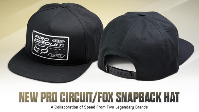 200528 Pro Circuit/Fox Snapback (678)