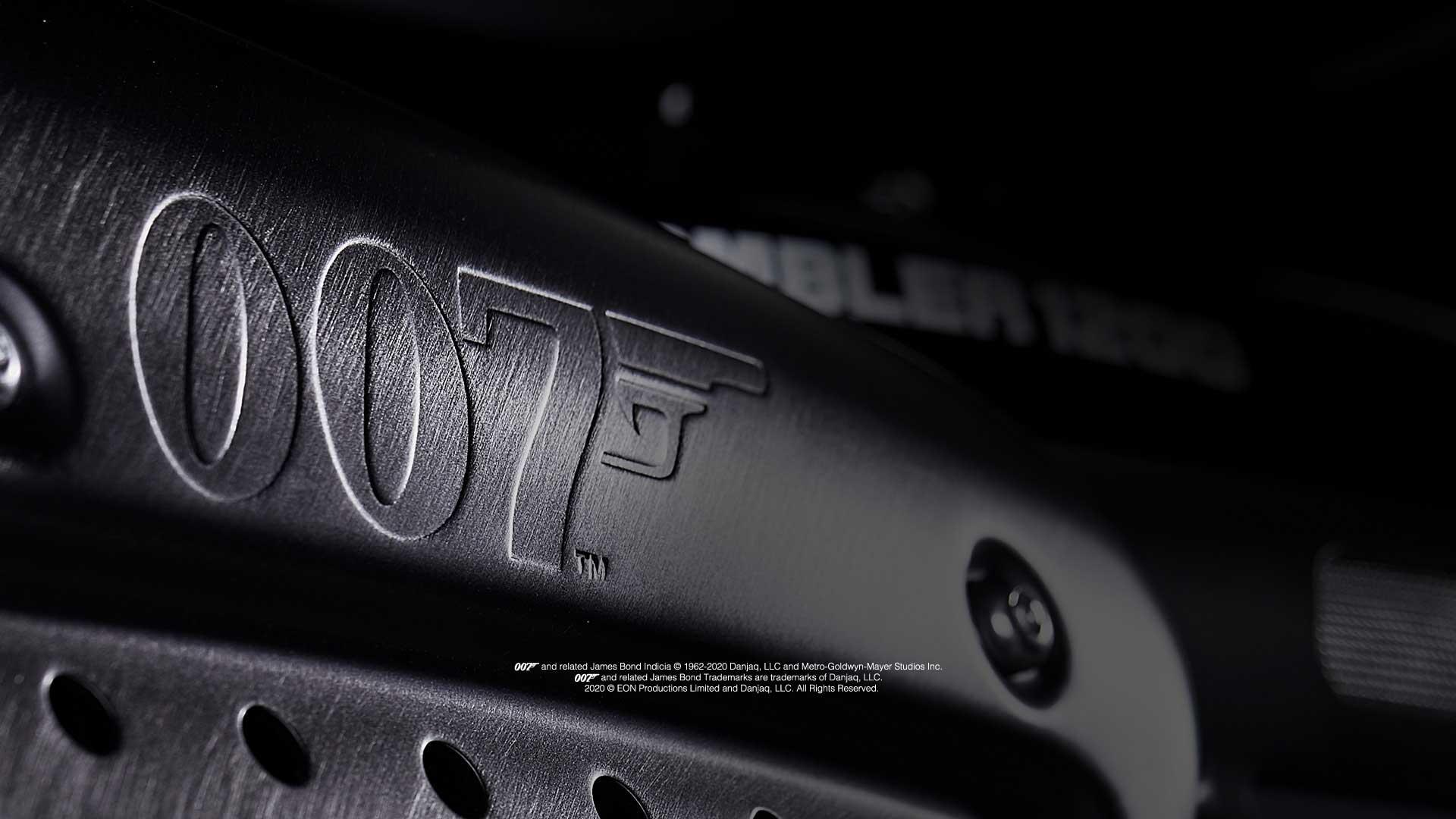 The ultra-rare Scrambler 1200 Bond Edition (6)