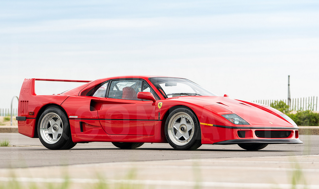 1992 Ferrari F40 - Gooding & Company Online Auction