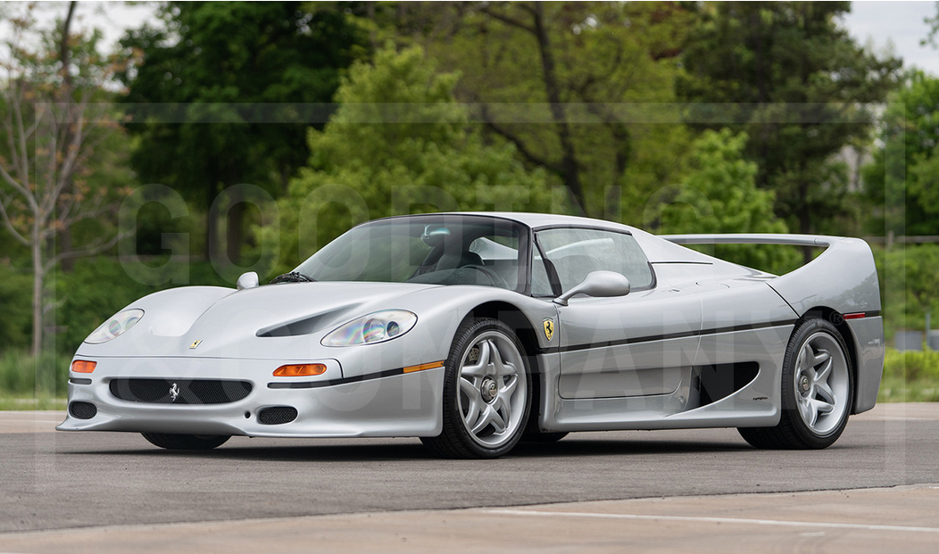 1995 Ferrari F50 - Gooding & Company Online Auction