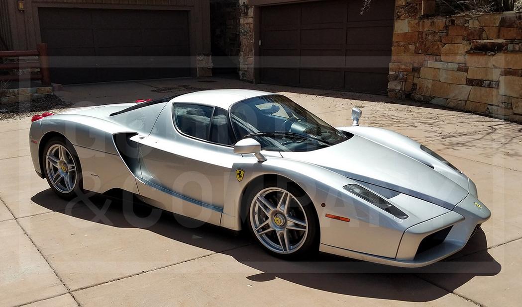 2003 Ferrari Enzo - Gooding & Company Online Auction
