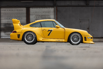 1997 RUF CTR2 Sport (Credit – Peter Singhof © 2020 Courtesy of RM Sotheby's)