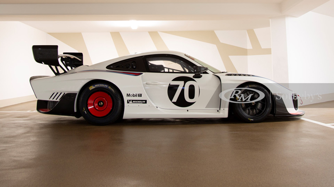 200612 2020 Porsche 935 'Martini' (Credit – Raphael Belly © 2020 Courtesy of RM Sotheby's) (3-678)