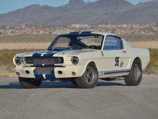 1965 Shelby GT350R Prototype 5R002 The First R-Model Built (678)