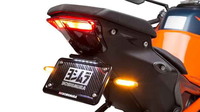 Yoshimura Introduces 2020 KTM Super Duke R Fender Eliminator Kit (678)