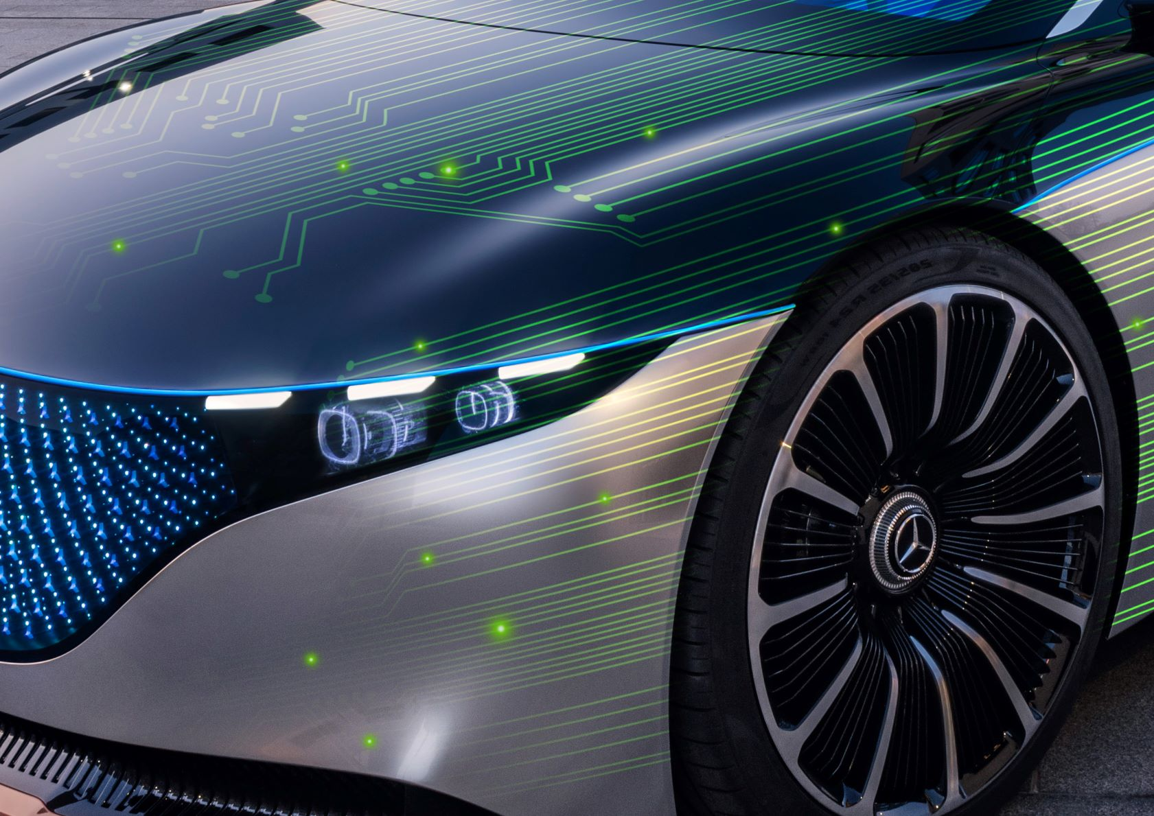 200623 Mercedes-Benz and NVIDIA to Build Software-Defined Computing Architecture for Automated Driving Across Future Fleet (2)