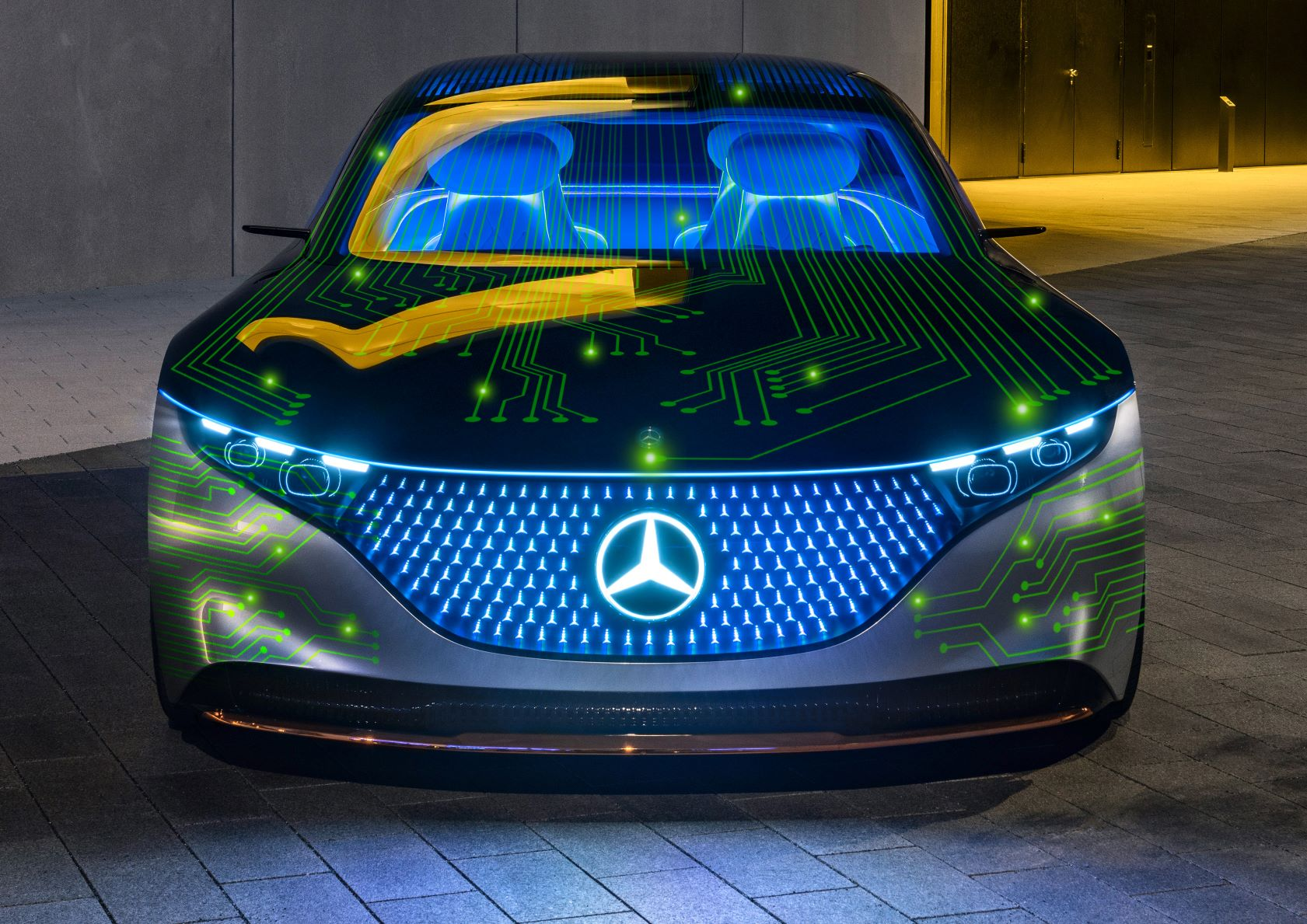 200623 Mercedes-Benz and NVIDIA to Build Software-Defined Computing Architecture for Automated Driving Across Future Fleet