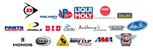200623 MotoAmerica sponsor banners