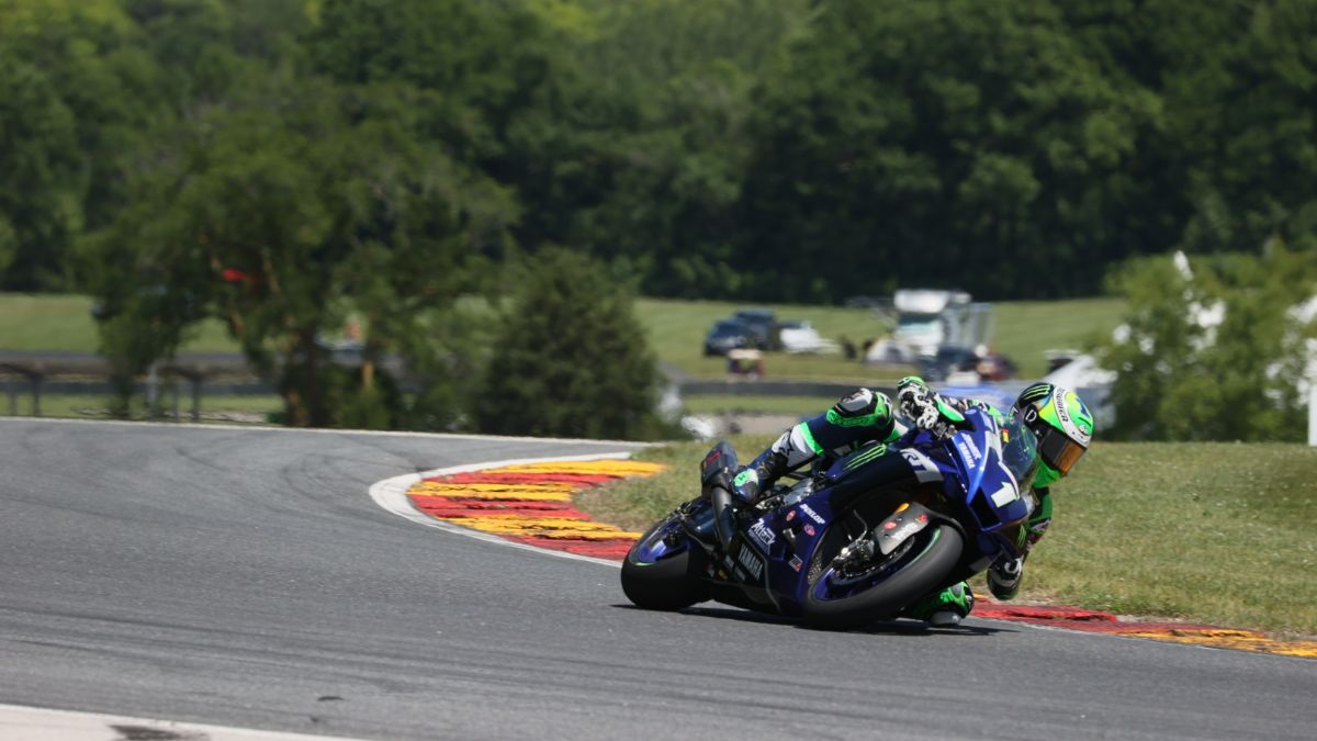 200628 Beaubier's win was the 41st of his AMA Superbike career and his 10th at Road America