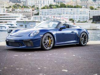2019 Porsche 911 Speedster (Credit – Remi Dargegen ©2020 Courtesy of RM Sotheby's) (678)