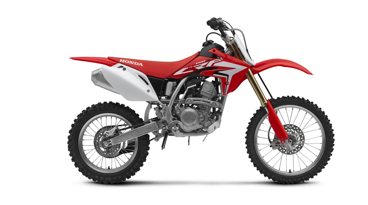 2021 Honda CRF150R Big Wheel