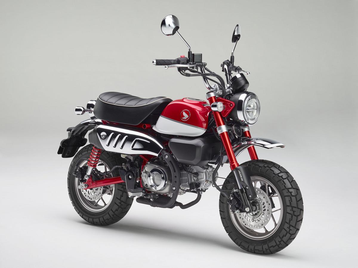 2021 Honda Monkey ABS