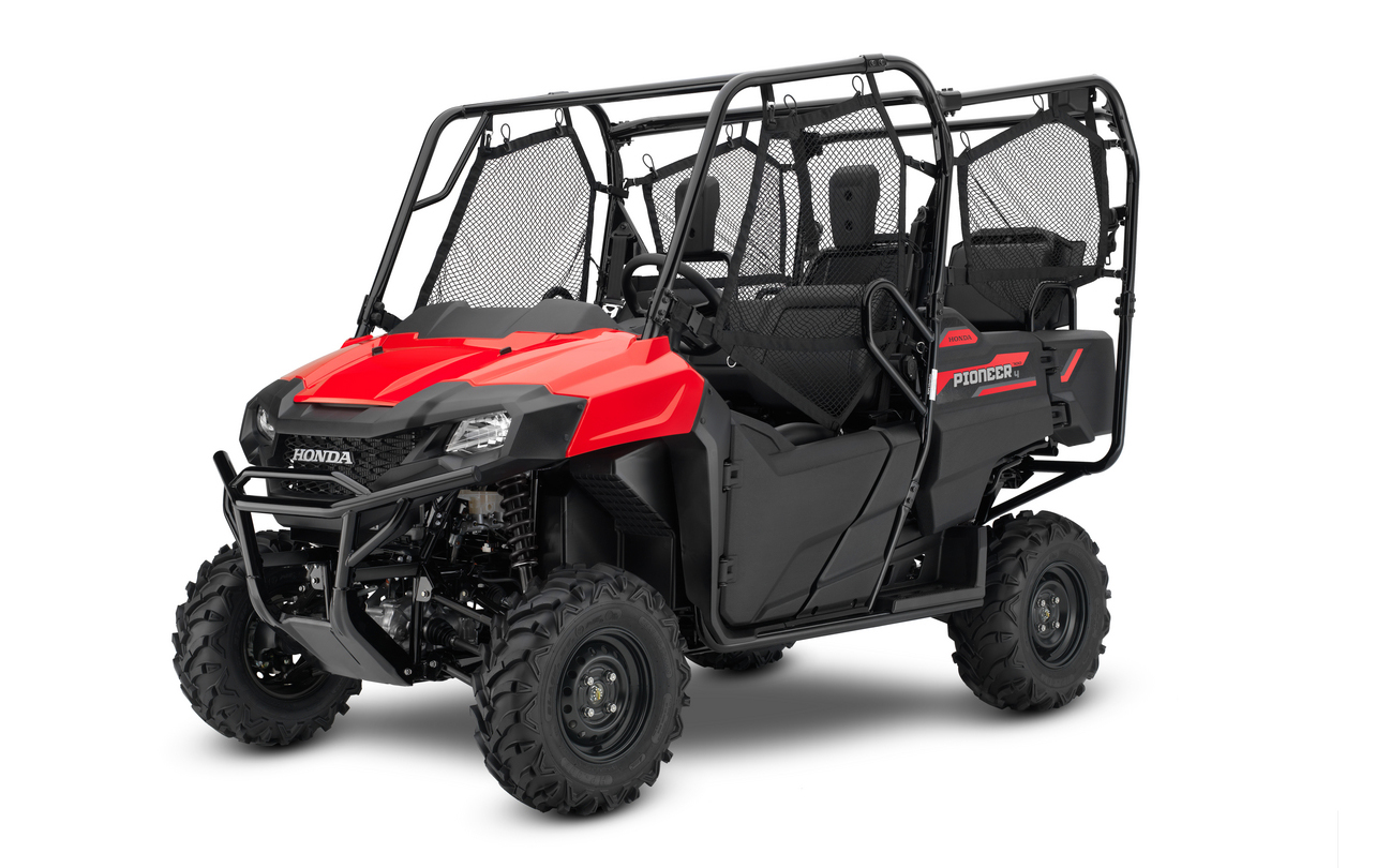 Honda Announces 2021 Side-by-Side and ATV Models - Motor ...