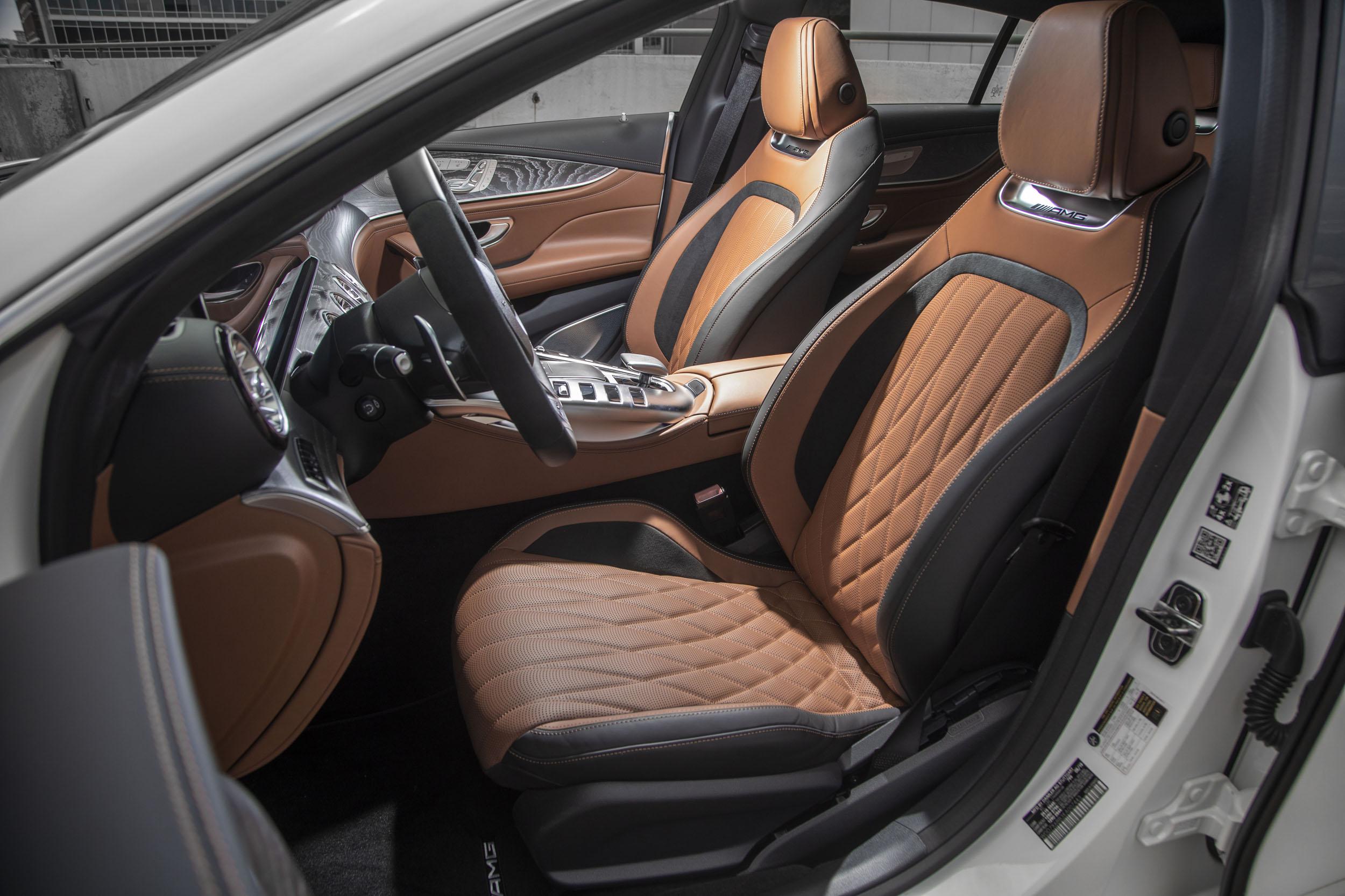 2021 Mercedes-AMG GT 43 4-Door Coupe (3)
