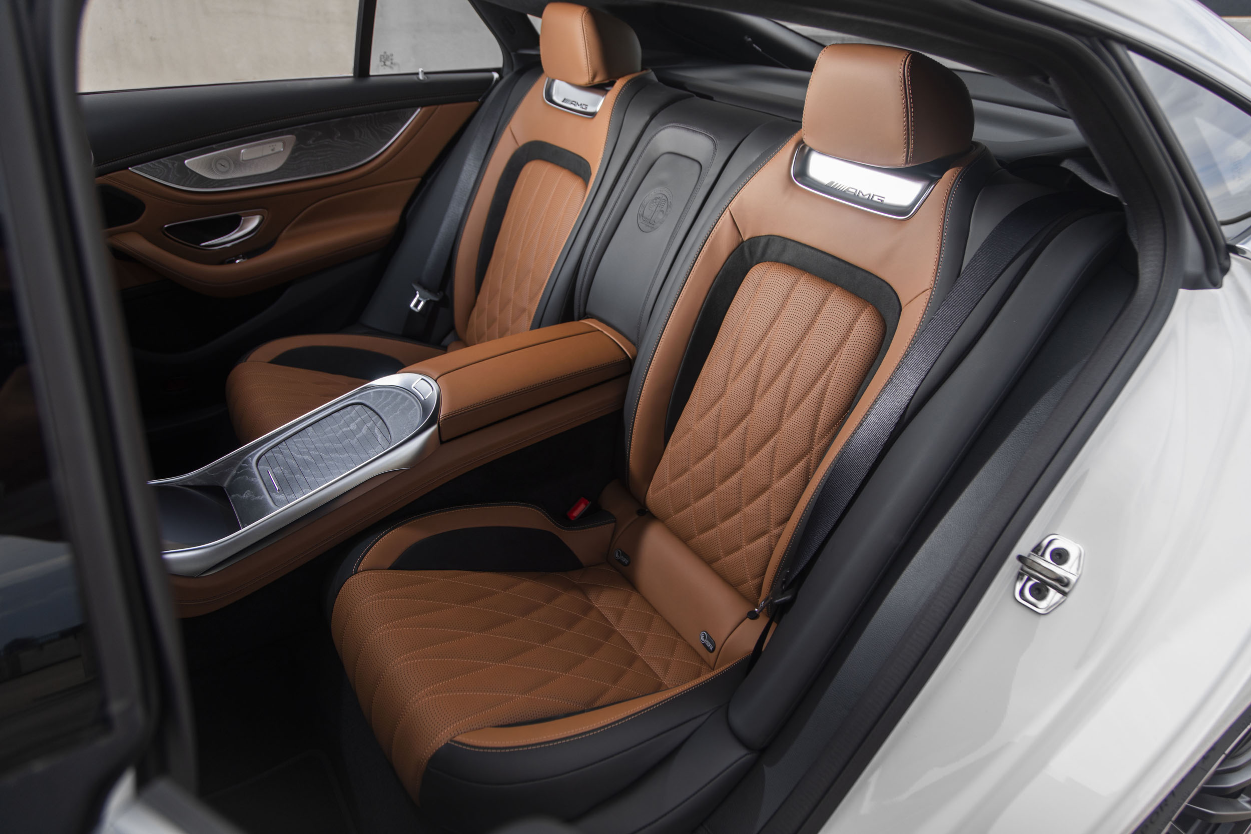 2021 Mercedes-AMG GT 43 4-Door Coupe (4)