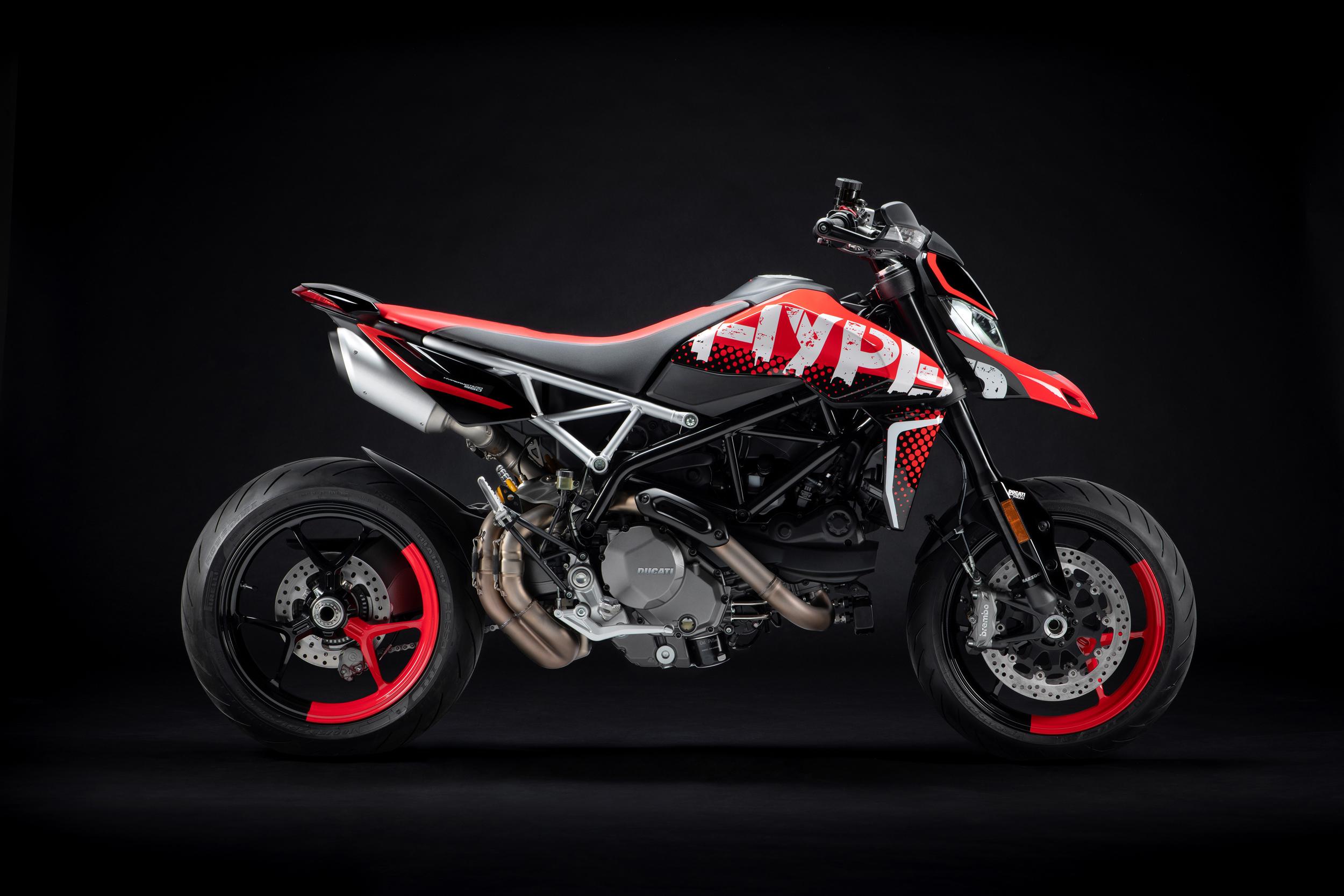Ducati Hypermotard 950 RVE (2)