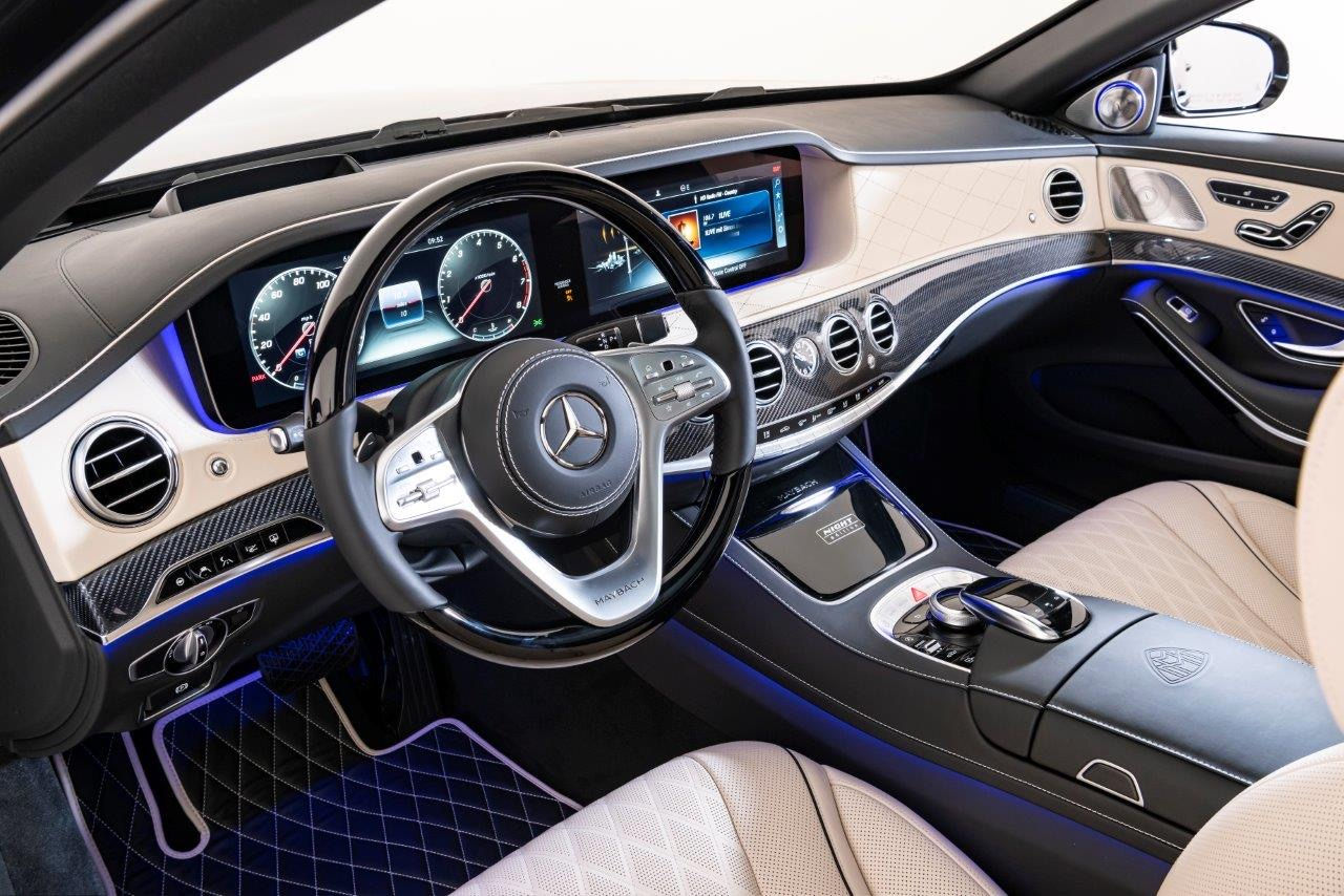 Exclusive Special Edition Maybach limited to just 15 units (2)