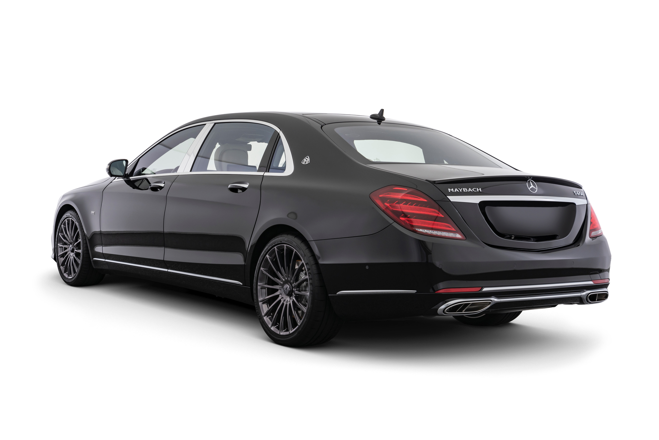 Exclusive Special Edition Maybach limited to just 15 units (3)