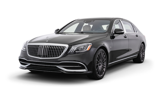 Exclusive Special Edition Maybach limited to just 15 units (678)