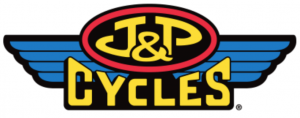 J&P Cycles logo 2020