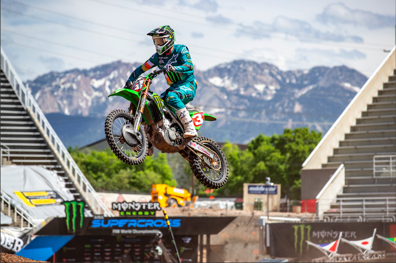Monster Energy Kawasaki Returns to Racing in Winning Fashion - Tomac (1)