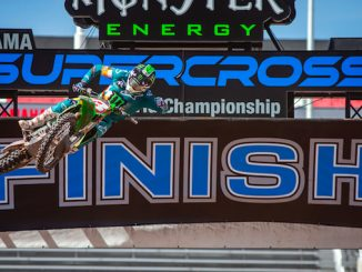 Monster Energy Kawasaki Returns to Racing in Winning Fashion - Tomac (678)