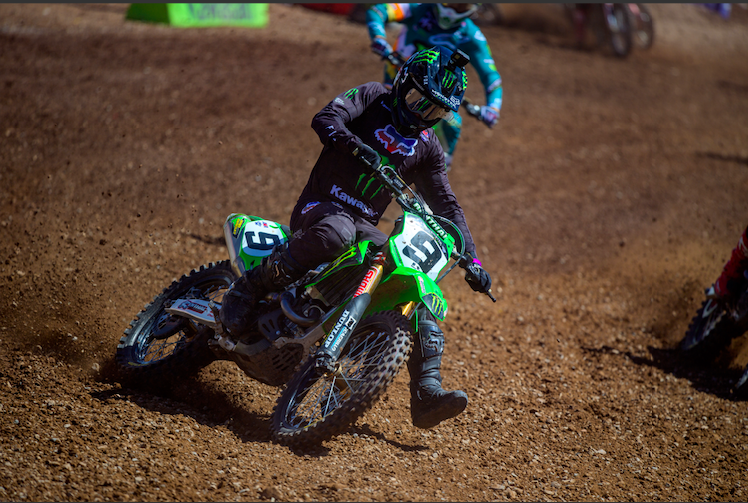 Monster Energy Kawasaki - Adam Cianciarulo - round 11 (1)