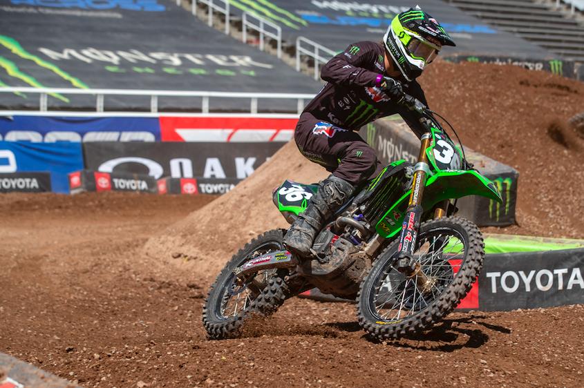 Monster Energy:Pro Circuit:Kawasaki rider Garrett Marchbanks - round 11 (3)