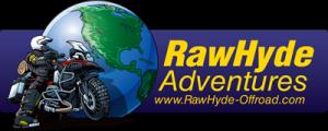 RawHyde Adventures Logo