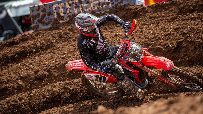 Seventh for Brayton at Muddy SLC 3 SX, Roczen Struggles and Finishes 10th