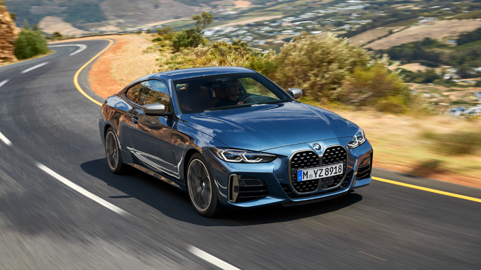 The all-new 2021 BMW M440i xDrive Coupe