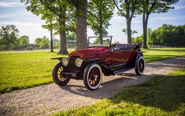 1919 Cadillac Type 57 by Brewster (Credit – Forest Casey © 2020 Courtesy of RM Auctions)