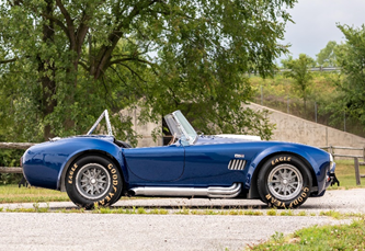 1965 Shelby 427 S:C Cobra '1000 Series' (Credit – Theodore W. Pieper ©2020 Courtesy of RM Sotheby's)