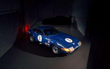 1971 Ferrari 365 GTB:4 Daytona Independent Competizione (Credit — Alex Penhold © 2020 Courtesy of RM Sotheby's). (1)