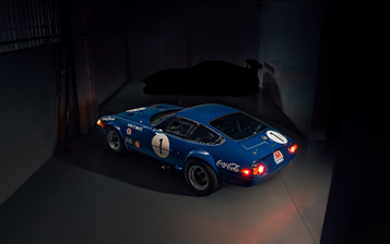 1971 Ferrari 365 GTB:4 Daytona Independent Competizione (Credit — Alex Penhold © 2020 Courtesy of RM Sotheby's). (2)