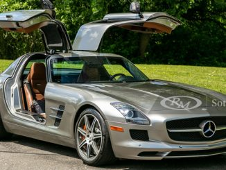 200701 2012 Mercedes-Benz SLS AMG (Credit – © 2020 Courtesy of RM Sotheby's) (678)