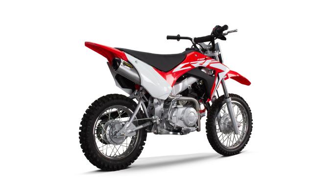 200701 2013-2020 Honda CRF110F Heavy Duty Foot Peg Kit (678)