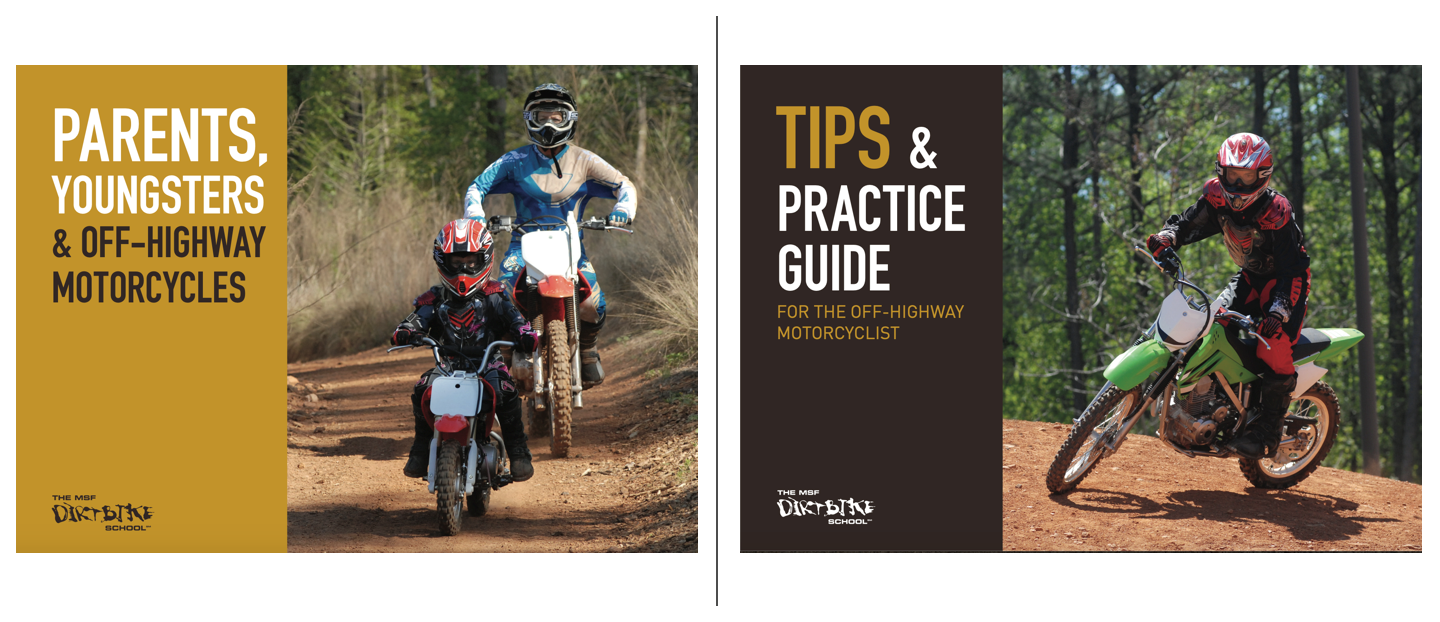 200701 As Dirt Bike Sales Jump, Motorcycle Safety Foundation Offers Tips, Resources