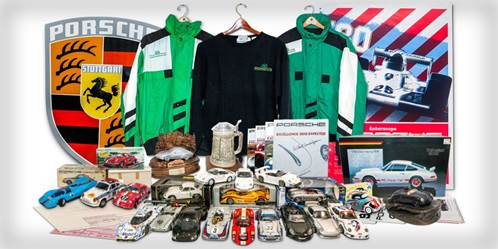 200701 Highlights within the Online Only- A Lifetime of Porsche Memorabilia, Part II Auction (Credit – © 2020 Courtesy of RM Sotheby's) (5)