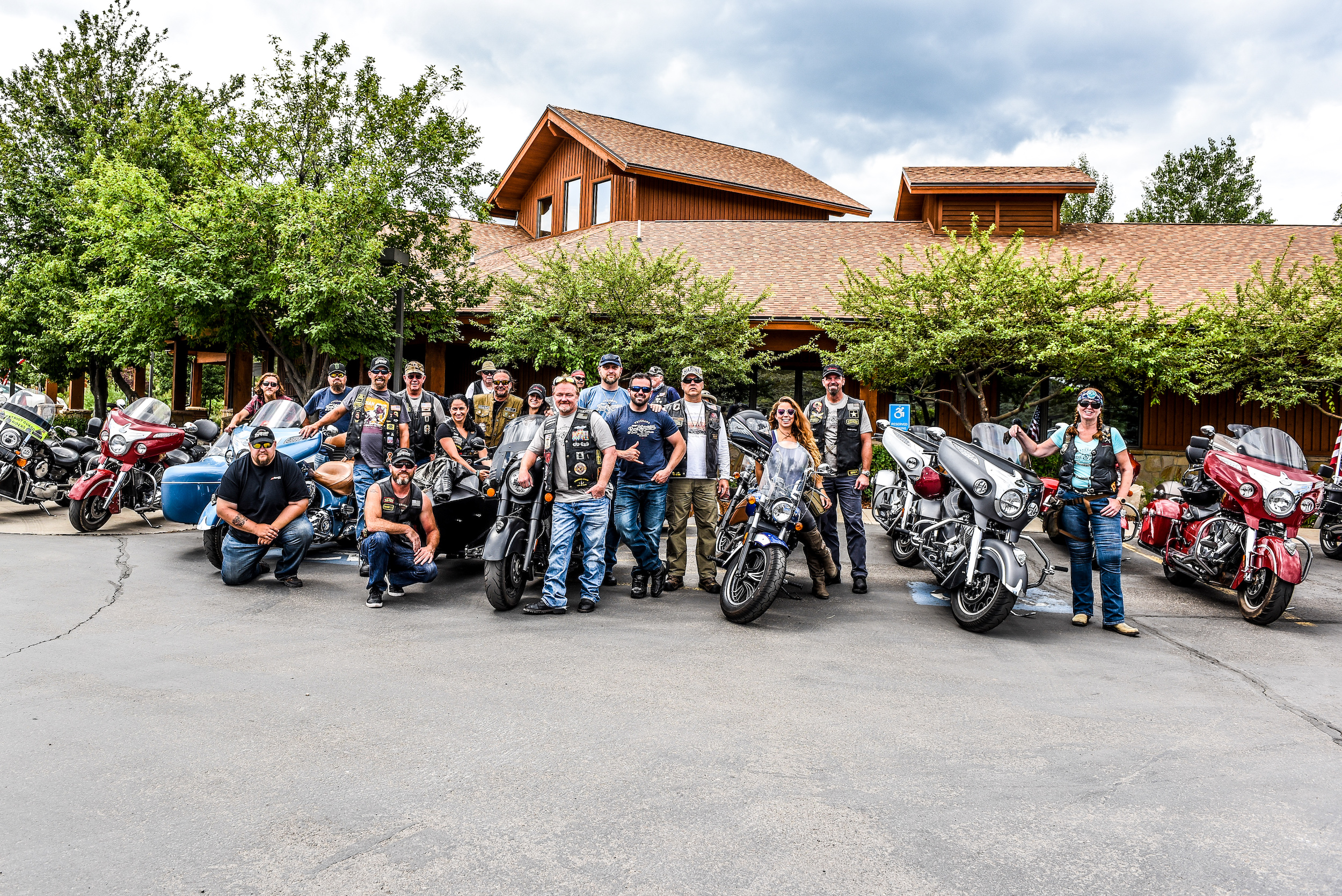 200701 Indian Motorcycle Continues Support of Veterans Charity Ride & Motorcycle Therapy Adventure to Sturgis for 2020 (2)