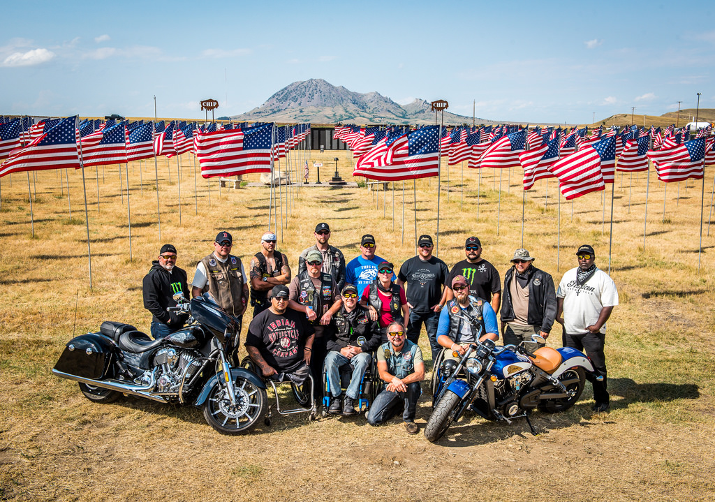 200701 Indian Motorcycle Continues Support of Veterans Charity Ride & Motorcycle Therapy Adventure to Sturgis for 2020 (3)