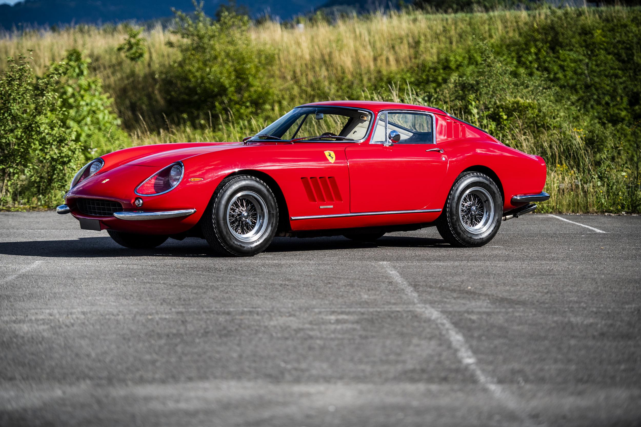 200702 1966 Ferrari 275 GTB Alloy by Scaglietti- Remi Dargegen ©2020 Courtesy of RM Sotheby's