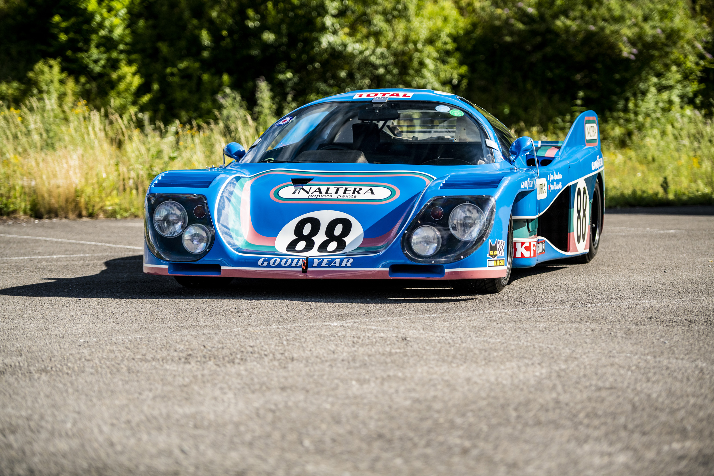 200702 1976 Inaltera GTP-Cosworth- Remi Dargegen ©2020 Courtesy of RM Sotheby's