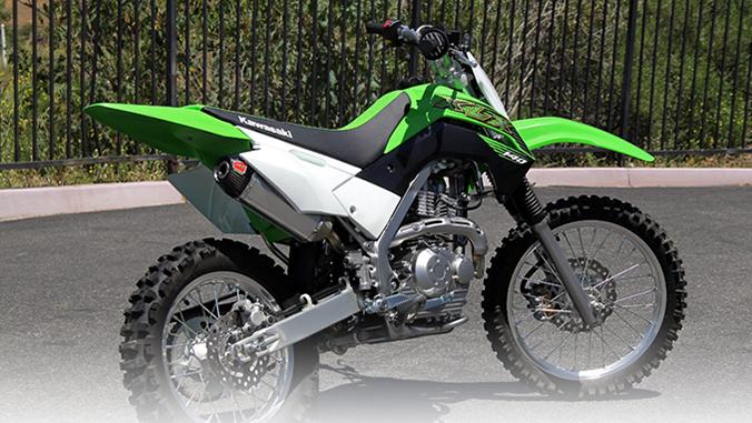 200709 Pro Circuit 2008-2020 KLX140 T-6 Exhaust System (678)