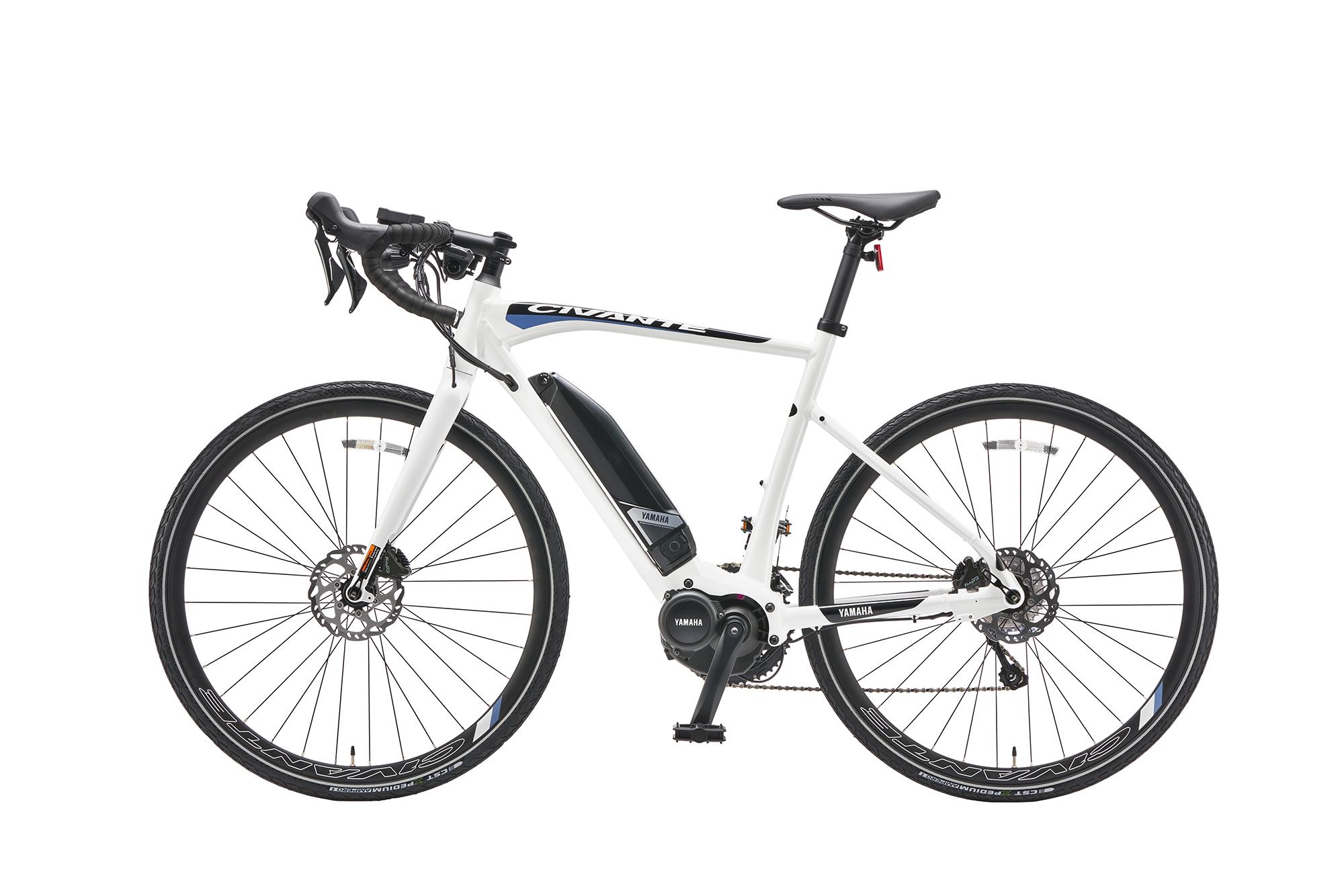 200709 Yamaha Announces New Civante Class 3 Road e-Bike in U.S.